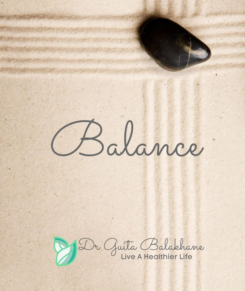 Balanced Approach To Medicine
