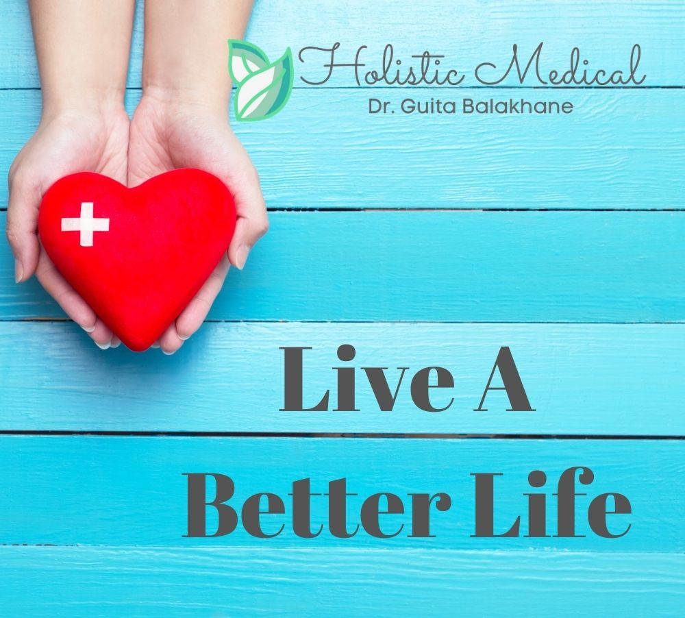 Live A Better Life Holistically